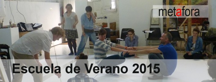 Escuela de Verano de arteterapia, Metafora Barcelona